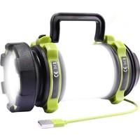 Dailytech 8000 Lümen 100W USB Şarj LED Lamba Su Geçirmez Kamp El Feneri