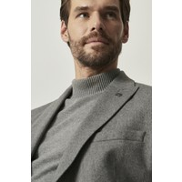 Altınyıldız Classics Regular Fit Bol Kesim Gri 4 Drop Casual Blazer Ceket