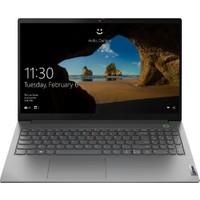 """Lenovo ThinkBook AMD Ryzen 5 4500U 8GB 256GB Freedos 15.6"""" FHD Taşınabilir Bilgisayar 20VG006XTX"""