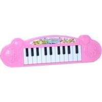 Can Ali Toys Ilk Elektronik Piyanom Küçük Piyano Pilli Oyuncak