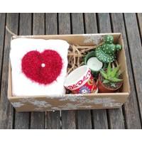 Dilek Dükkanı Sevgililer Günü Anneler Günü Doğum Günü Hediye Kutusu MODEL:278