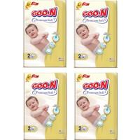 Goon Premium Soft Bebek Bezi No 2 4-8 kg 58 Li 4 Adet