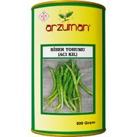 Arzuman Acı Kıl Biber Tohumu 500 Gram