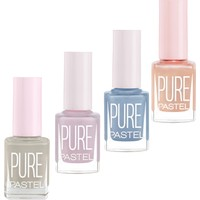 Pastel Oje Pure Set 612-611-608-614