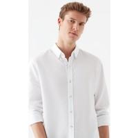 Mavi Erkek Beyaz Gömlek 020579-25705