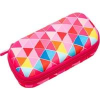 Zıpıt Colorz Triangles Kalemkutu Pink