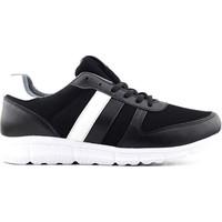 Liger 3003 Erkek Spor Ayakkabı-Siyah Beyaz