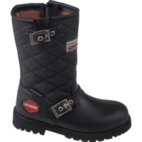 Harley Davidson Laconıa / Waterproof Çocuk Siyah Çizme