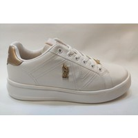 U.s. Polo Assn. Exxy Beyaz Kadın Sneakers