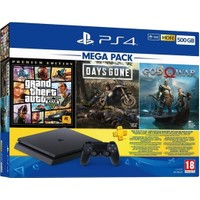Sony Playstation 4 Slim 500 GB Mega Pack Eurasia Garantili