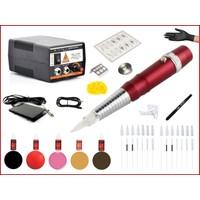 Xline XL699 Red Kalıcı Makyaj Makinası Seti