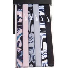 Nike N.000.2545.995.OS Printed Headbands 6pk Unisex Saç Band
