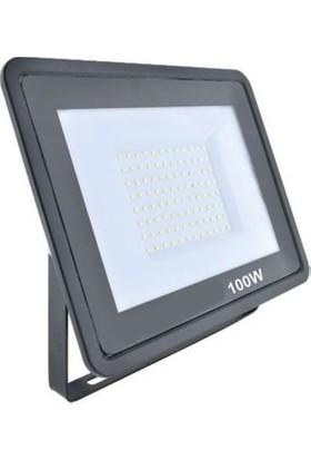 Foblight FOB-FL-100-SMD 100 Watt Beyaz İP65 LED Projektör