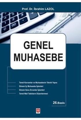 Genel Muhasebe - Ibrahim Lazol