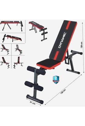Dynamic Egzersiz Sehpası