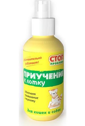 Parkour Stop Problema Kediler Için Tuvalet Eğitimi Spreyi 120 ml