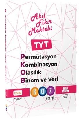 Akıl Fikir Mektebi AFM TYT Permütasyon Kombinasyon Olasılık Binom ve Veri