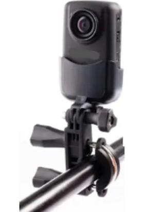 Odısu Unıversal Aksiyon Kamerası Bisiklet Gidon Tutma Aparatı