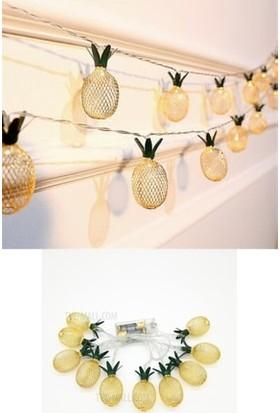 Bbc Dekoratif Ananas Lamba Şık Tasarım