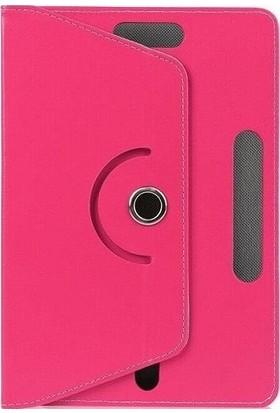 "Aksesuarfırsatı Samsung Galaxy Tab A7 T500 10.4"" Tablet Kılıfı Pembe"