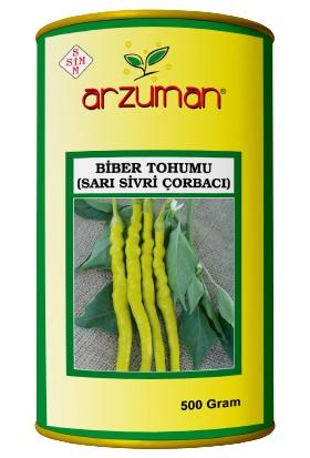 Arzuman Çorbacı Biber Tohumu 500 Gram