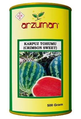 Arzuman Crimson Sweet Karpuz Tohumu 500 Gram