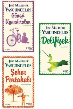 Şeker Portakalı Serisi 3 Kitap Set Jose Mauro De Vasconcelos (Güneşi Uyandıralım, Delifişek)