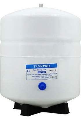 Water Fresh Tüm Su Arıtma Cihazlarına Uyumlu Metal Genleşme Tankı 12 lt