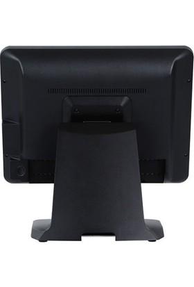 Posstart F-1900 Dokunmatik Pos Pc Intel J1900 Cpu 4 GB Ram