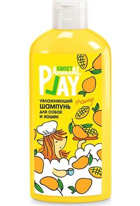 Parkour Animal Play Kedi ve Köpekler Için Tatlı Tropikal Mango Nemlendirici Şampuan 300 ml