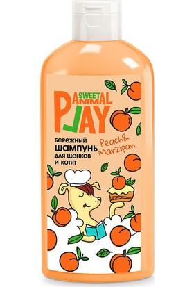 Parkour Animal Play Şeftalili Nazik Bakım Şampuanı 300 ml