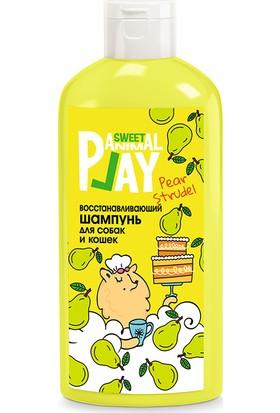Animal Play Kedi ve Köpekler Için Tatlı Armutlu Canlandırıcı Şampuan 300 ml