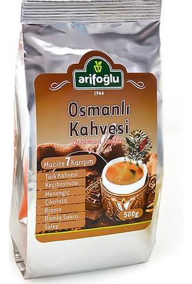 Arifoğlu Osmanlı Kahvesi 7 Karışımlı 500 gr