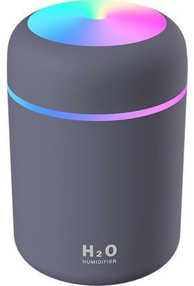 iHome 300 ml Renkli Bardak Hava Nemlendirici Hava Difüzörü (Yurt Dışından)