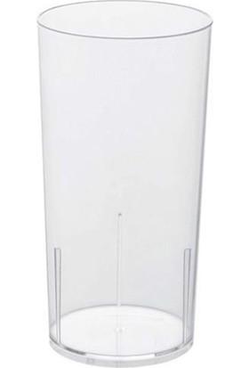 Rubikap Plastik Kokteyl-Rakı Bardağı 175 cc - 10'lu