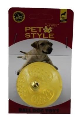 Sert Köpek Oyun Topu 6 cm