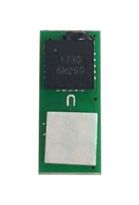 CF400A 201A Siyah Chip Pro M277 M252 Çip 1500 Sayfa