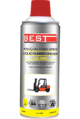 Best LU-1000 Sıvı Gres Yağlayıcı 500 ml
