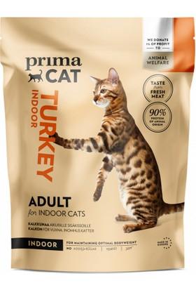 Primacat Hindili Yetişkin Ev Kedileri Için 1.4 kg