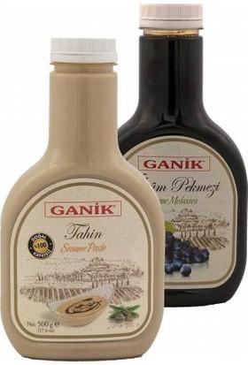 Ganik Tahin 500 gr + Pekmez 600 gr