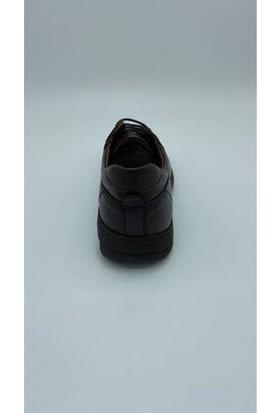 James Franco M5557 Kahve Dolaplı Erkek Ayakkabı
