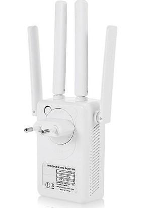 Versatile 300MBPS Kablosuz-N Menzil Artırıcı Acces Point Router
