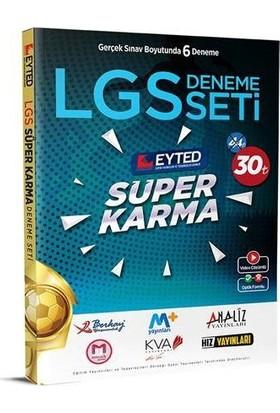 EYTED 8. Sınıf LGS Süper Karma 6'lı Deneme