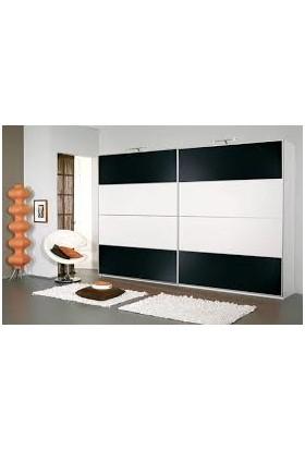 Ecce Parlak Siyah Yapışkanlı Folyo 61 cm x 9 mt