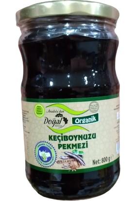 Doğal Doktorum Organik Keçiboynuzu Pekmezi 800 gr
