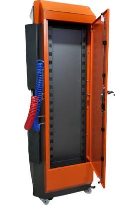Nitro Dizel Partikül Filtre Temizleme Makinası