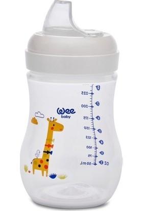Wee Baby 297 Pp Natural Alıştırma Bardağı 250 ml - Beyaz
