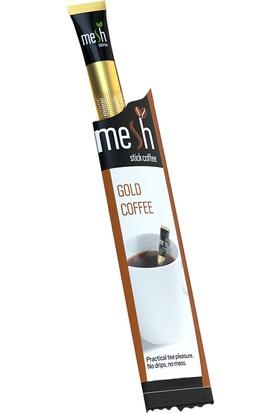 Mesh Stick Gold Kahve
