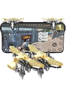 Madepazar Kanat Tasarımlı Seri Pubg ve Mobil Oyun Tetiği L1R1
