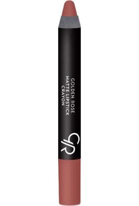 Golden Rose Dudak Kalemi - Gr Matte Lıpstıck Crayon No:21